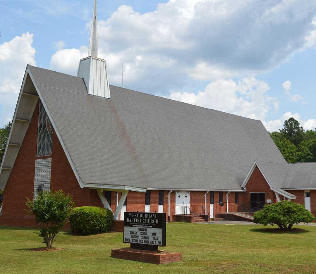 West Durham Baptist Church